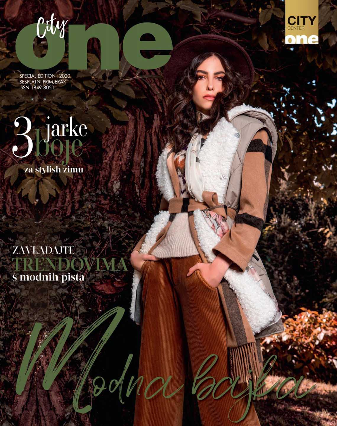 CITY ONE MAGAZIN - SPECIAL EDITION 2020