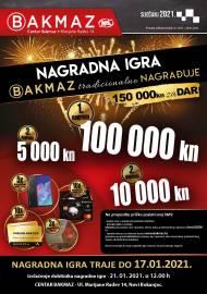 BAKMAZ - KATALOG -Akcija sniženja do 20.01.2021.