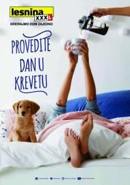 LESNINA KATALOG - PROVEDITE DAN U KREVETU - AKCIJA SNIŽENJA DO 31.08.2021