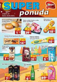 LONIA - SUPER PONUDA - SNIŽENJA -AKCIJA DO 24.10.2021.