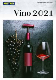 METRO AKCIJA - VINO 2021 Akcija do 10.11.2021.