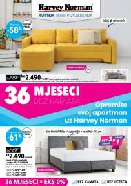 HARVEY NORMAN - Opremite svoj apartman - ponuda namještaja - AKCIJA SNIŽENJA DO 16.03.2021.
