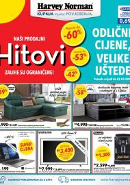 HARVEY NORMAN  - NAŠI PRODAJNI HITOVI  - AKCIJA DO 02.03.2021