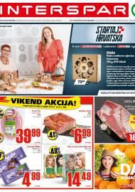 INTERSPAR KATALOG - Ponuda prehrambenih namirnica, kozmetike, sredstava za čišćenje vrijedi do 24.11.2020. Ponuda kućanstva, tekstila, tehnike vrijedi do 01.12.2020