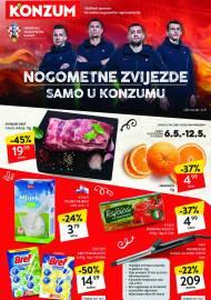 KONZUM KATALOG  - Akcija do 12.05.2021.