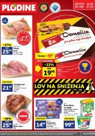 PLODINE  KATALOG -  LOV NA SNIŽENJA  -  Akcija sniženja do 27.01.2021.