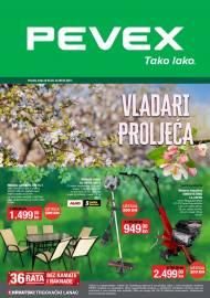 PEVEX KATALOG - TAKO LAKO - Akcija do 06.04.2021.