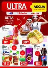 ULTRA - RIBOLA  KATALOG  - Akcija do 12.05.2021.