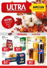 ULTRA GROS  - RIBOLA  KATALOG  -Akcija do 28.10.2020.