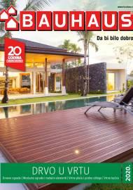 DRVO U VRTU - Drvene ograde | Mrežaste ograde i metalni elementi | Vrtne ploče i podne obloge | Vrtne kućice - AKCIJA 2020