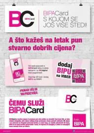 BIPACARD LETAK -Akcija do 31.03.2020.