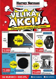 HARVEY NORMAN  - VELIKA AKCIJA TEHNIKE - Akcija sniženja do 29.09.2020.