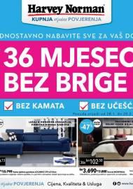 HARVEY NORMAN - 36 MJESECI BEZ BRIGE - Akcija do 20.02.2020.