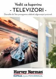 HARVEY NORMAN - TELEVIZORI - Nova kolekcija 2020