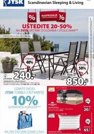Jysk ponuda - JYSK Katalog - Super akcija od 02.07. DO 15.07.2020.