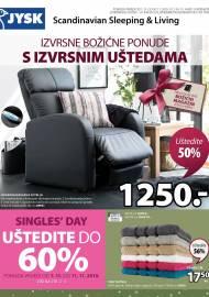 Jysk ponuda - JYSK Katalog - Super akcija od 7. 11. DO 20. 11. 2019
