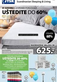 Jysk ponuda - JYSK Katalog - Super akcija od 09.04. DO 22.04.2020.