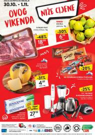 KONZUM VIKEND - Akcija do 01.11.2020.