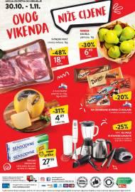 KONZUM VIKEND -Akcija do 01.11.2020.