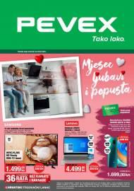 PEVEX KATALOG - TAKO LAKO - Akcija do 02.03.2021.
