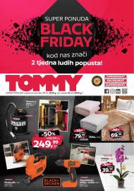 TOMMY KATALOG - SUPER PONUDA - BLACK FRIDAY - AKCIJA SNIŽENJA DO 02.12.2020.