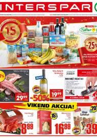 INTERSPAR KATALOG - Ponuda prehrambenih namirnica, kozmetike, sredstava za čišćenje vrijedi 19.05.2020. Ponuda kućanstva, tekstila, tehnike vrijedi do 26.05.2020