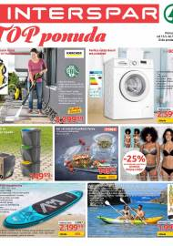 INTERSPAR KATALOG - TOP PONUDA!!! Akcija sniženja vrijedi do 09.06.2020