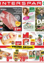 INTERSPAR KATALOG - Akcija do 03.12.2019.