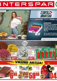 INTERSPAR KATALOG - Ponuda prehrambenih namirnica, kozmetike, sredstava za čišćenje vrijedi do 20.10.2020. Ponuda kućanstva, tekstila, tehnike vrijedi do 03.11.2020