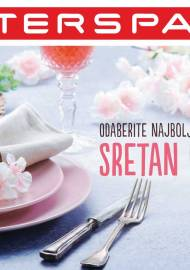 INTERSPAR KATALOG - SRETAN USKRS-  Akcija do 15.04.2020.