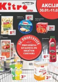 ULTRA KITRO KATALOŠKA SUPER AKCIJA  -Akcija sniženja do 11.02.2020.
