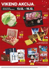 KONZUM VIKEND - Akcija do 15.12.2019.