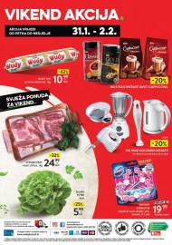 KONZUM VIKEND - Akcija do 02.02.2020.