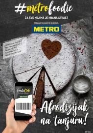 METRO AKCIJA -METROFOODIE - PREHRANA - Akcija do 03.03.2021.