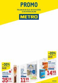 METRO AKCIJA -POSEBNA PONUDA PREHRANE - Akcija do 28.09.2020.