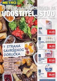 METRO AKCIJA -PROFESIONALNA RJEŠENJA ZA UGOSTITELJSTVO - Akcija do 18.03.2020.