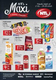 NTL MAXI KATALOG -Tjedna ponuda do 04.03.2020.
