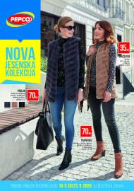 PEPCO KATALOG!  - NOVA JESENSKA KOLEKCIJA - Akcija sniženja do 23.09.2020.