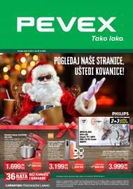 PEVEX KATALOG - TAKO LAKO! -Akcija do 29.12.2020.