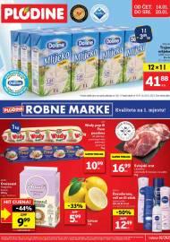 PLODINE  KATALOG -  ROBNE MARKE  -  Akcija sniženja do 20.01.2021.