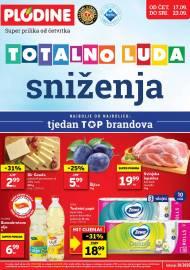 PLODINE  KATALOG - TOTALNO LUDA SNIŽENJA -  Akcija sniženja do 23.09.2020.