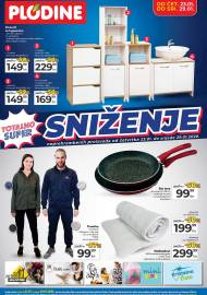 PLODINE  KATALOG - TOTALNO SUPER SNIŽENJE  - Akcija do 29.01.2020.