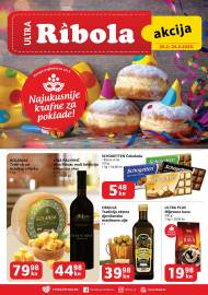 ULTRA GROS  - RIBOLA  KATALOG  - Akcija do 26.02.2020.