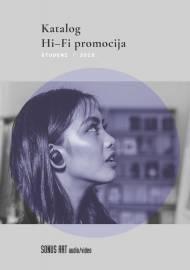 SONUS ART KATALOG - HI - FI Promocija - STUDENI 2019