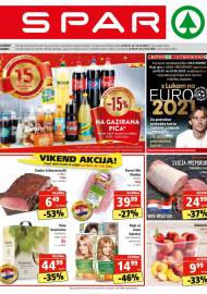 SPAR KATALOG - Ponuda prehrambenih namirnica, kozmetike, sredstava za čišćenje vrijedi do 14.07.2020. Ponuda kućanstva, tekstila, tehnike vrijedi do 21.07.2020