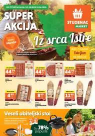 STUDENAC  KATALOG -IZ SRCA ISTRE! TJEDNA AKCIJA - Akcija do 10.06.2020.