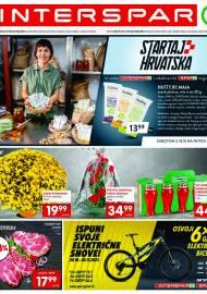 INTERSPAR KATALOG - Ponuda prehrambenih namirnica, kozmetike, sredstava za čišćenje vrijedi do 26.10.2020. Ponuda kućanstva, tekstila, tehnike vrijedi do 02.11.2021