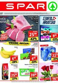 SPAR KATALOG - Ponuda prehrambenih namirnica, kozmetike, sredstava za čišćenje vrijedi do 11.05.2020. Ponuda kućanstva, tekstila, tehnike vrijedi do 18.05.2021